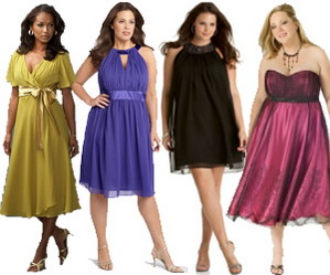 grote mode -dresses