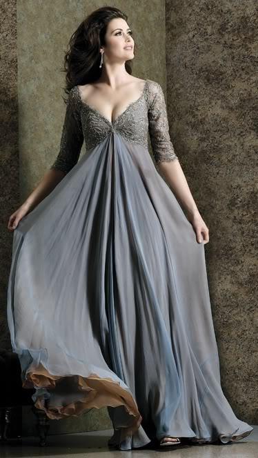 grote mode jurk